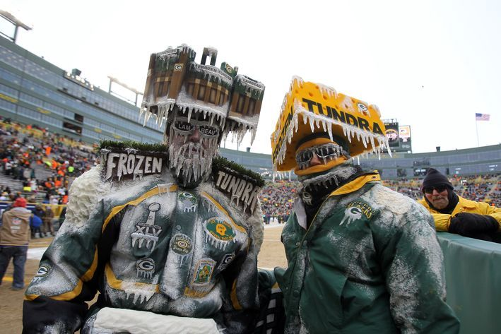 Packers Win This Week And Get No. 1 Seed In NFC