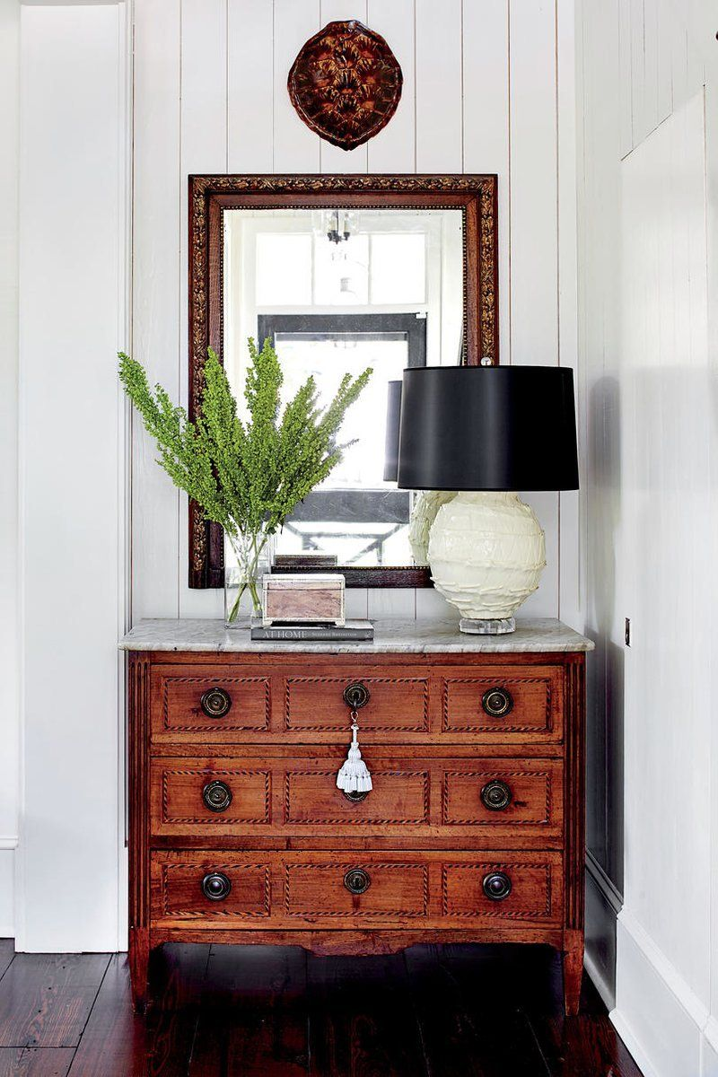 This Is How To Build A New Home With Old Soul Living Room Chest