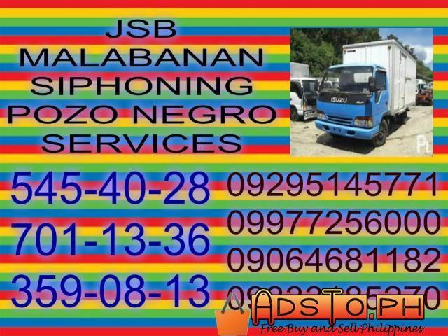 jsb malabanan siphoning/plumbing services 5454028 09064681182