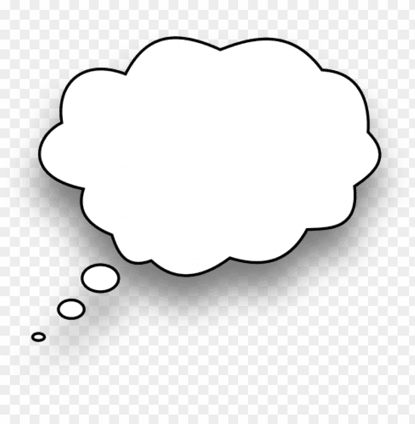 Thinking Speech Thought Bubble Icon Png White Png Image With Transparent Background Png Free Png Images In 2020 Thought Bubbles Free Png Bubbles
