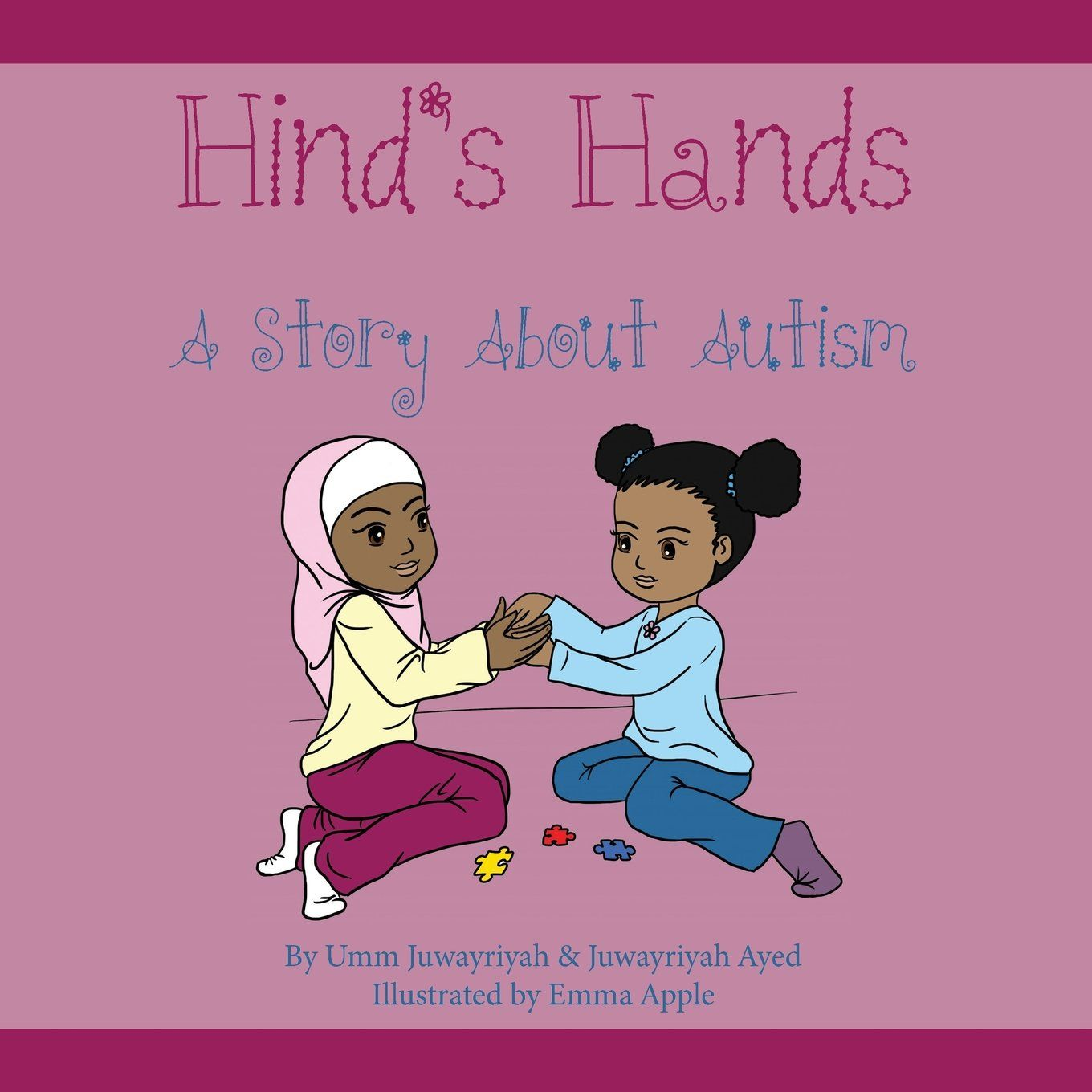 12 Books For Children Written By Black Muslim Authors