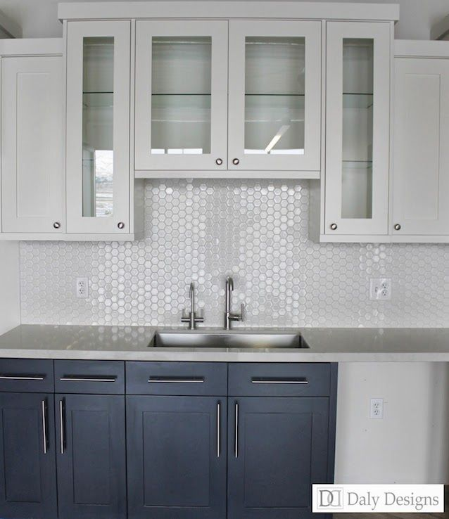 Options For A Kitchen Design With No Window Over The Sink Victoria Elizabeth Barnes Kitchen Cabinets Over Sink Victorian Kitchen Window Over Sink