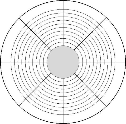 Blank Performance Profile Wheel Template (1 ...