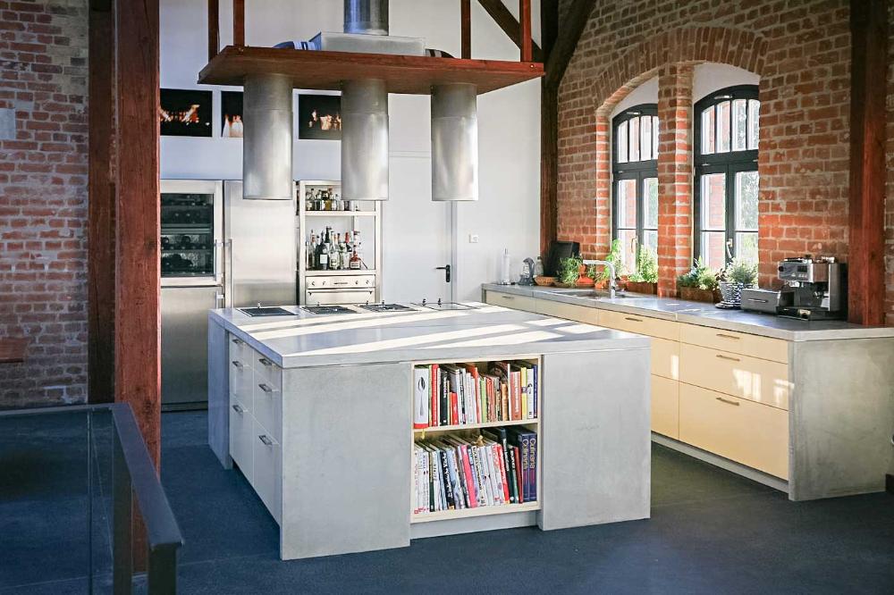 Beton Küchen kaufen in 2020 Betonküche, Küche kaufen