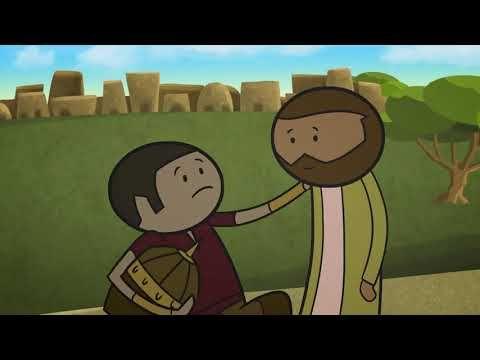 L'histoire de Dieu: Sermon sur la montagne - YouTube