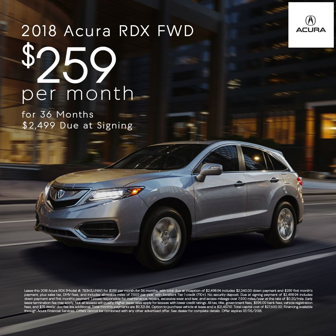New Acura Car Specials Queens