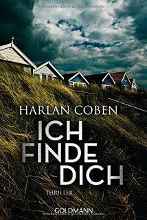 Lesendes Katzenpersonal: [Rezension] Harlan Coben - Ich finde dich