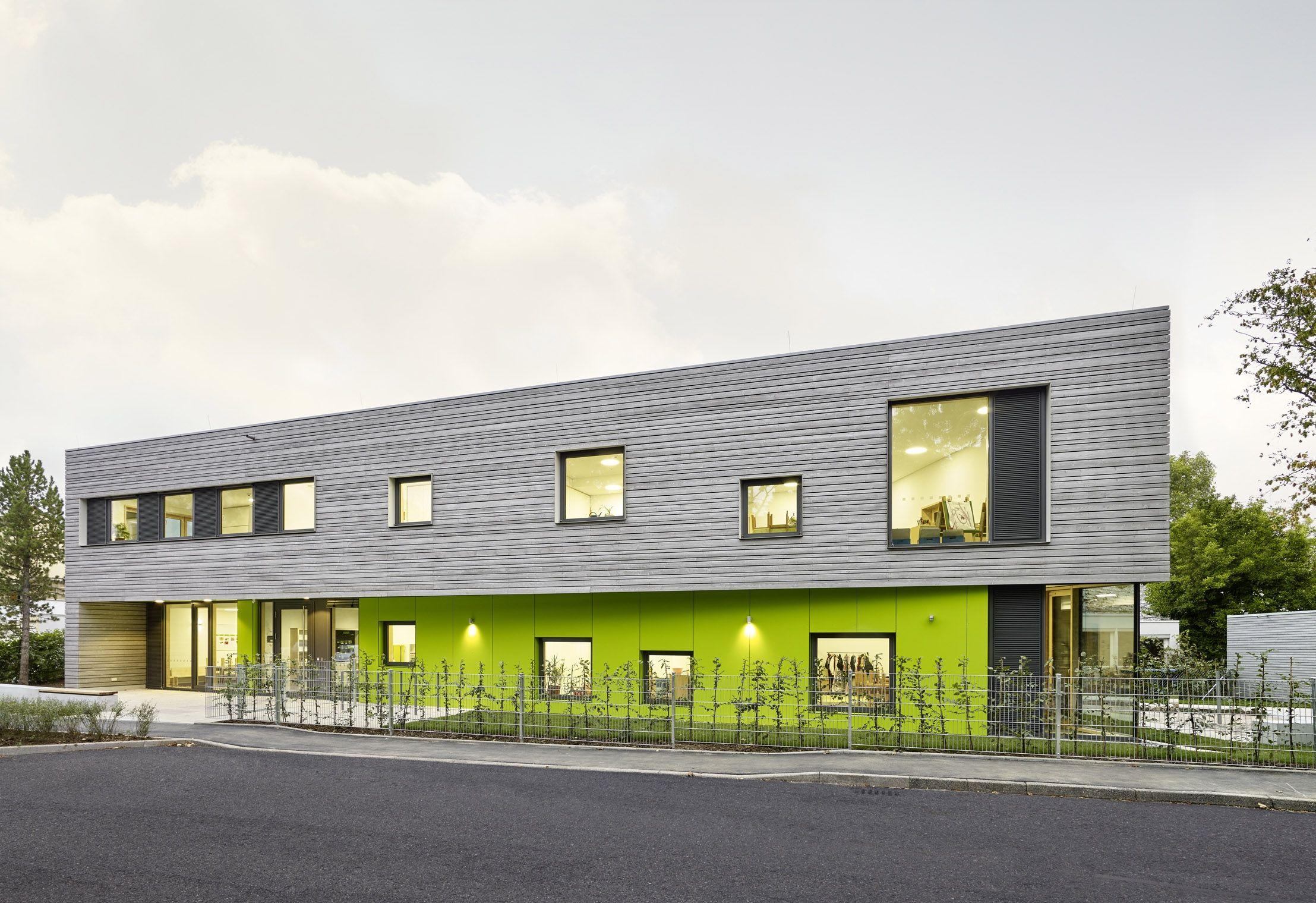 projekt kindergarten lindenlauch competitionline education archi pinterest lojas. Black Bedroom Furniture Sets. Home Design Ideas