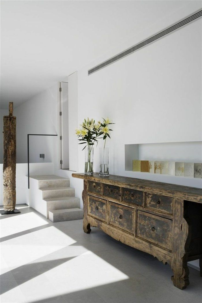 Antike Mobel Wohnung Einrichten Ideen 5 Wohnzimmer Modern