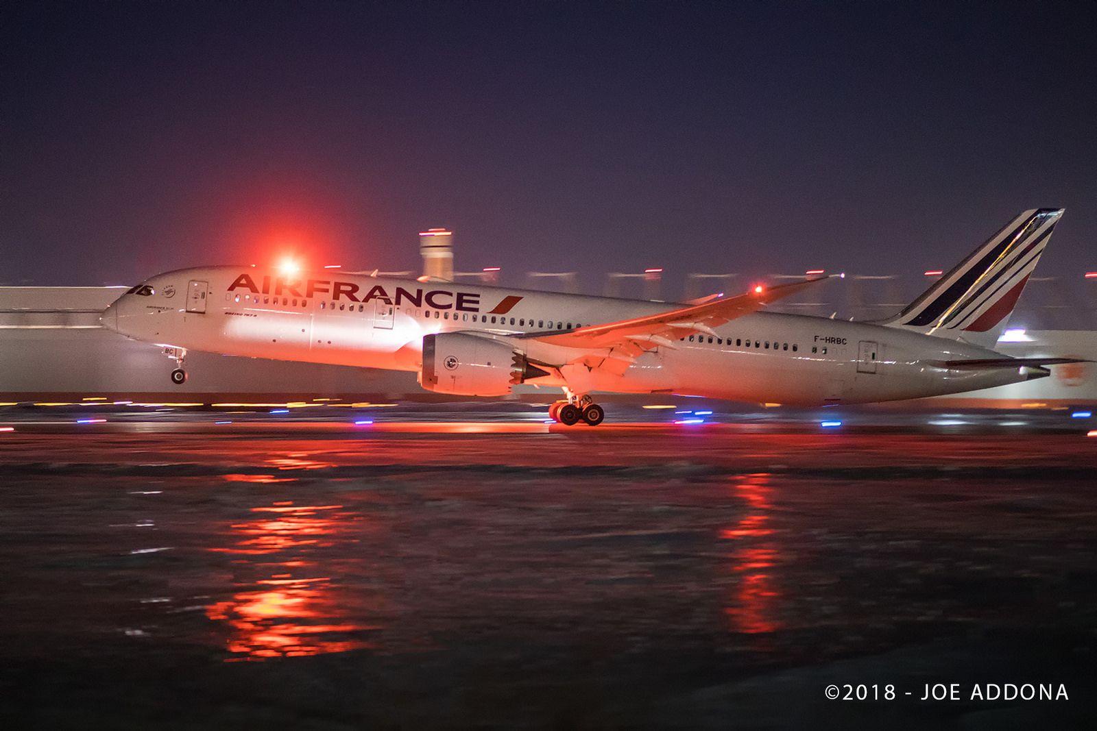 Air France Boeing 787 9 Dreamliner Boeing 787 9 Dreamliner