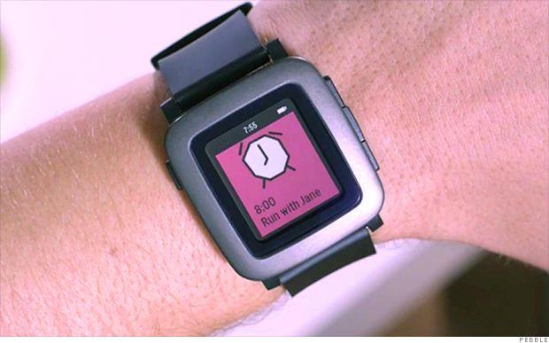 New Pebble smartwatch raises 1 million on Kickstarter in