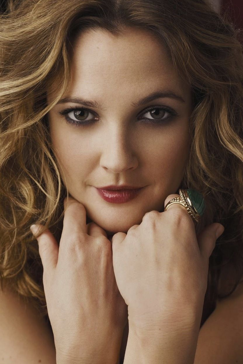 Drew Barrymore: soft gamine face | Celebrities & Public ...