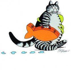 B. Kliban Cat