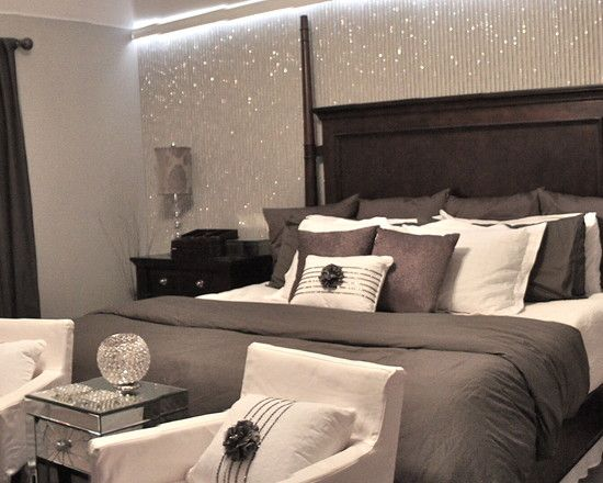 Bedroom Glitter Design Pictures Remodel Decor And Ideas For The