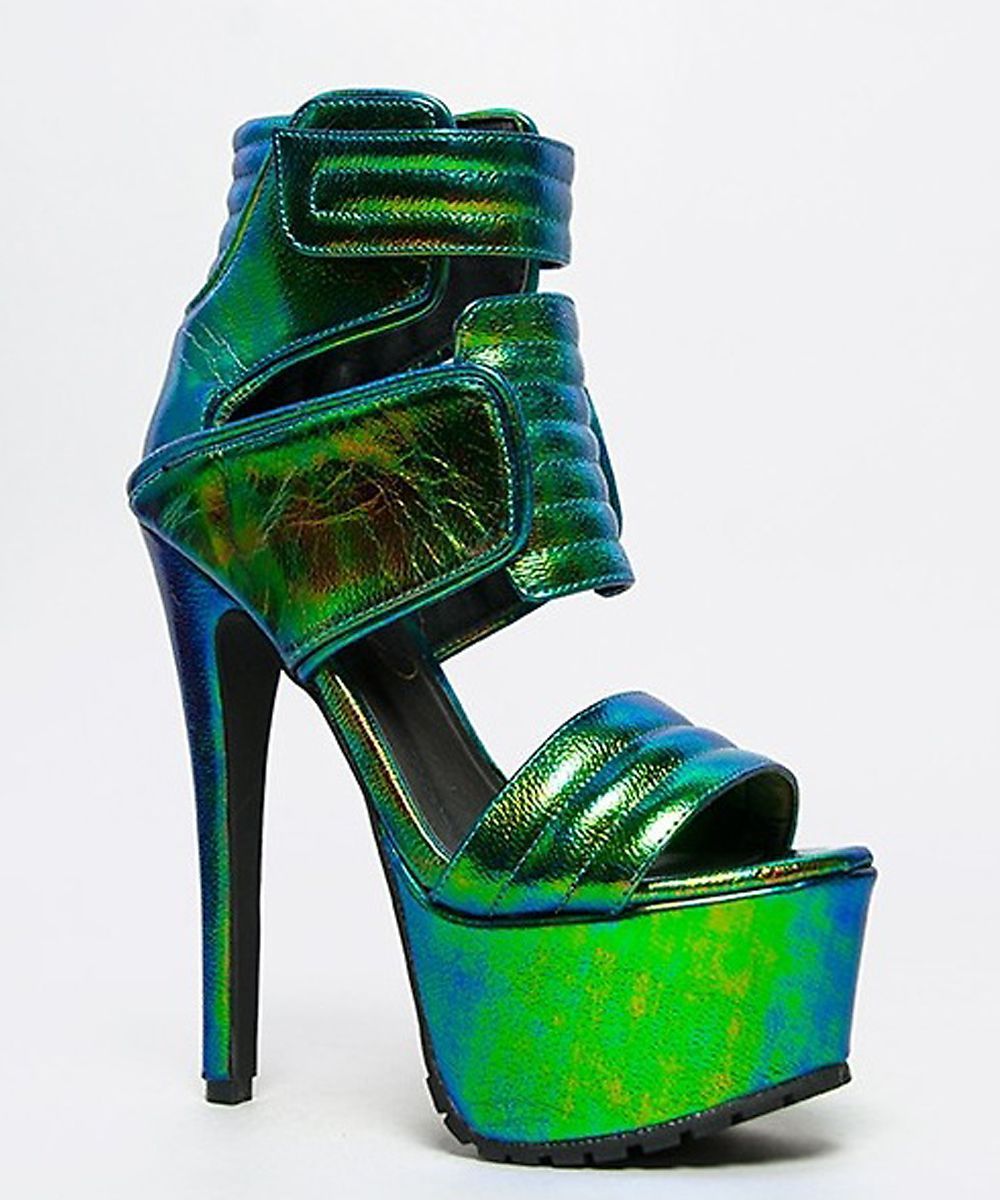 STALKER Sandal by ZOOSHOO