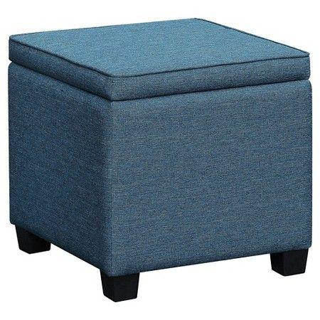 Storage Ottoman with Feet - Room Essentials™ : Target - Storage Ottoman With Feet - Room Essentials™ : Target APT