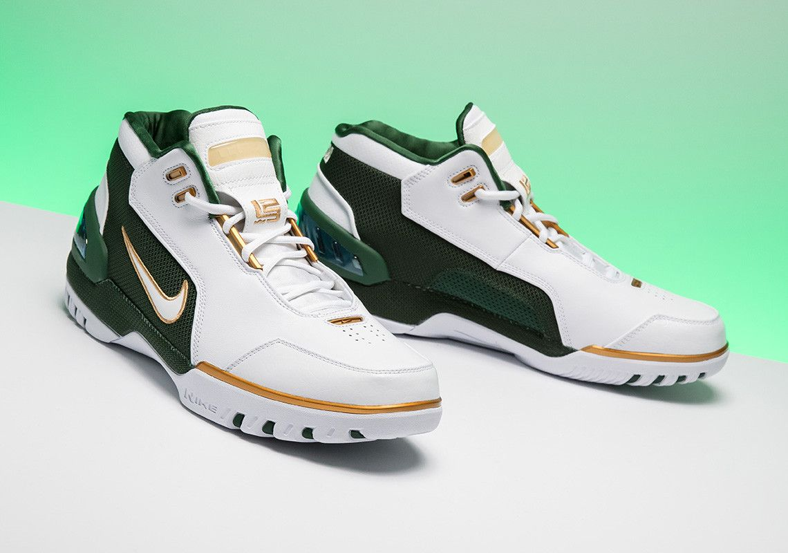 aacef3fa591b Detailed Look At The Nike Air Zoom Generation SVSM Retro