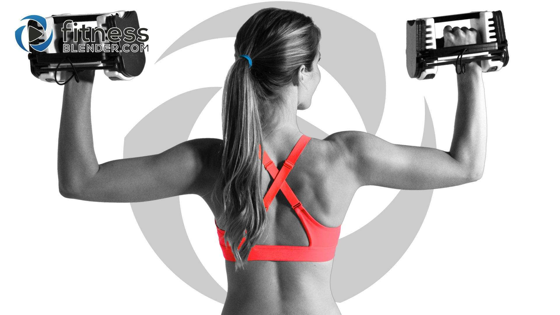 Get your cardio and strength training in with the same workout all while burning off fat.