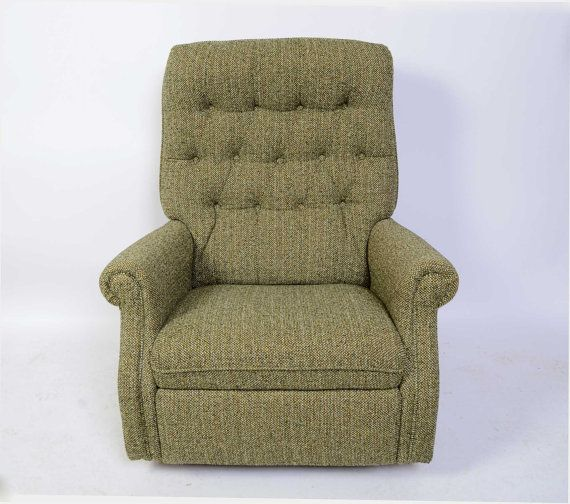 lazy boy recliner recliner mid century reading chair brady bunch