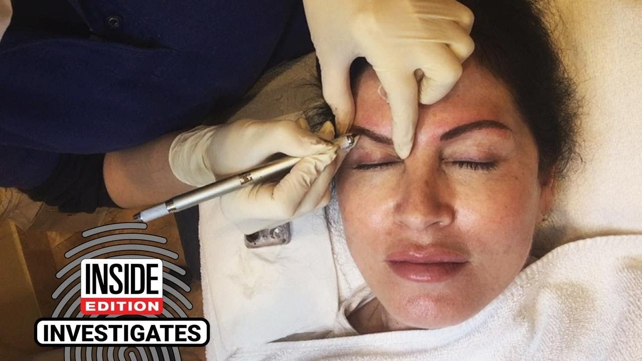 Henna Tattoo Infection: Lisa Guerrero Gets Infection After Microblading Procedure