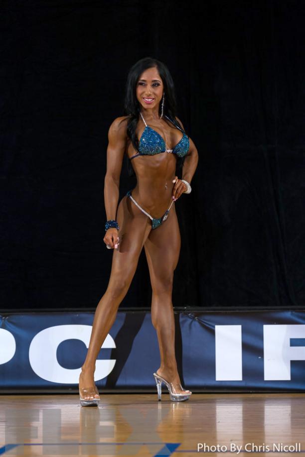 Narmin Assria 2015 Pittsburgh Pro Bikini Fitness Competition Bikini Workout Ifbb Bikini