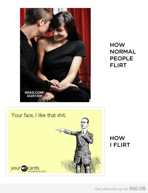 Wie merke ich wenn ein mann flirtet