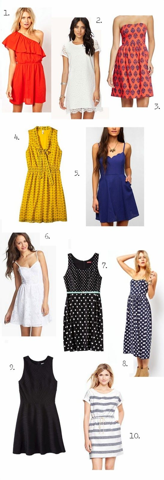 Dresses to wear to a wedding as a guest in summer  budget friendly  summer dresses  on the blog  Pinterest
