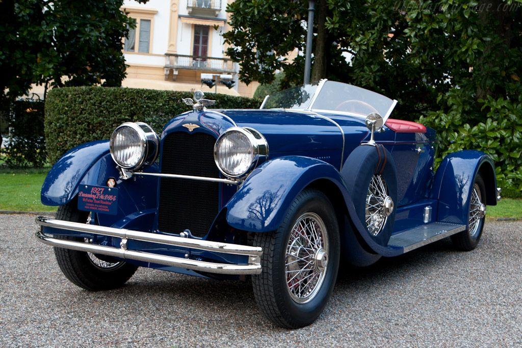 1928 Duesenberg Mcfarlan X Speedster Duesenberg Automobile