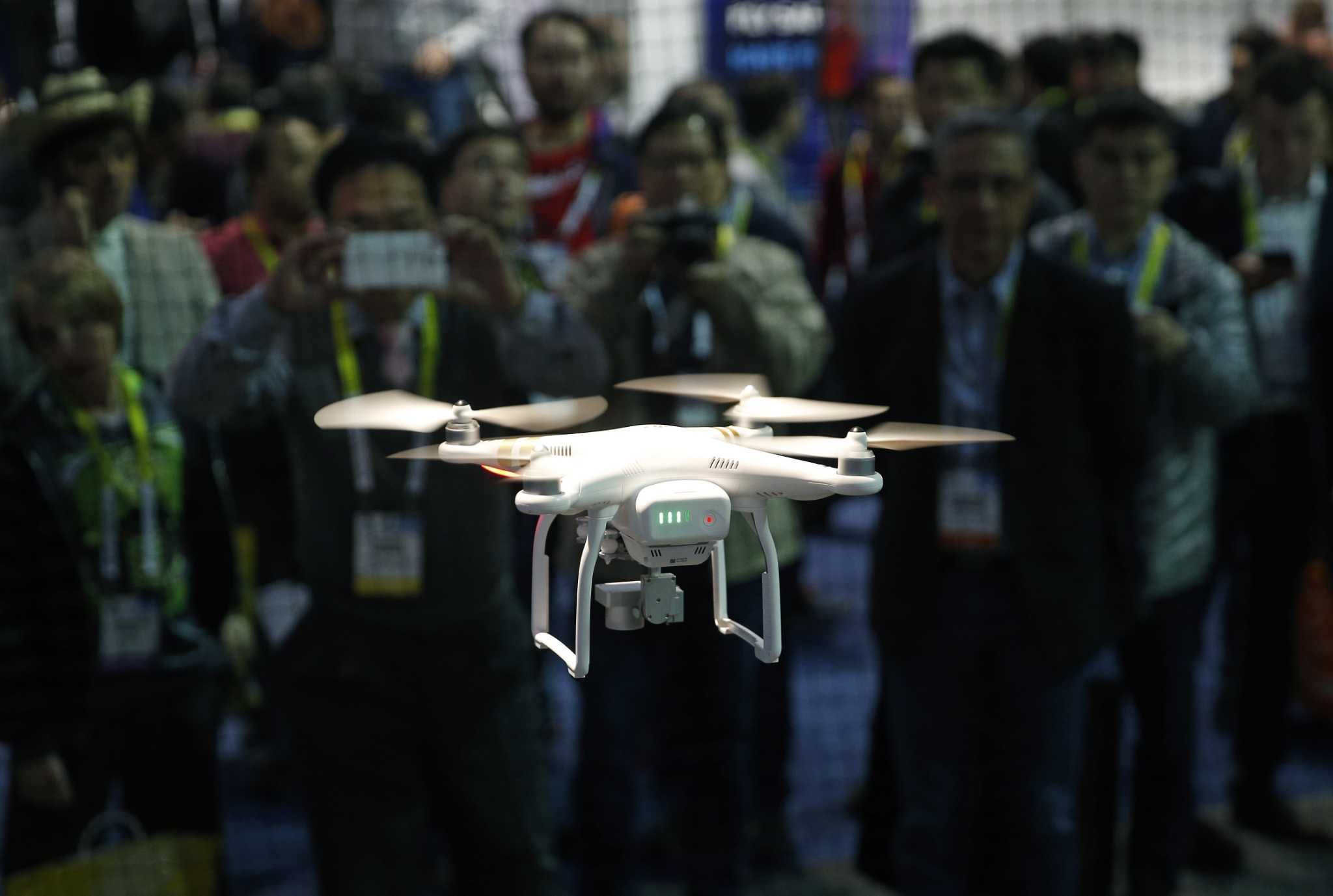 Drone tests to rise in Nevada skies under pilot FAA