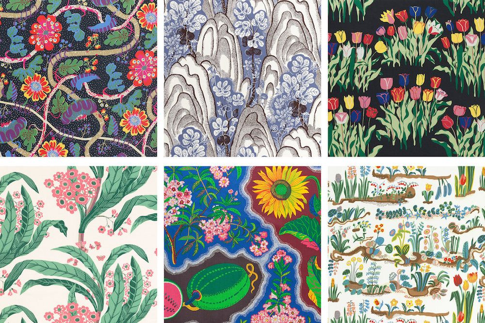 London Exhibit Pays Homage To Josef Frank S Swedish Textiles