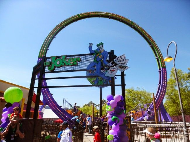 The Six Flags Ticket Giveaway Enter To Win A Pair Of Tickets To Six Flags St Louis Six Flags Six Flags Great Adventure Six Flags Over Texas