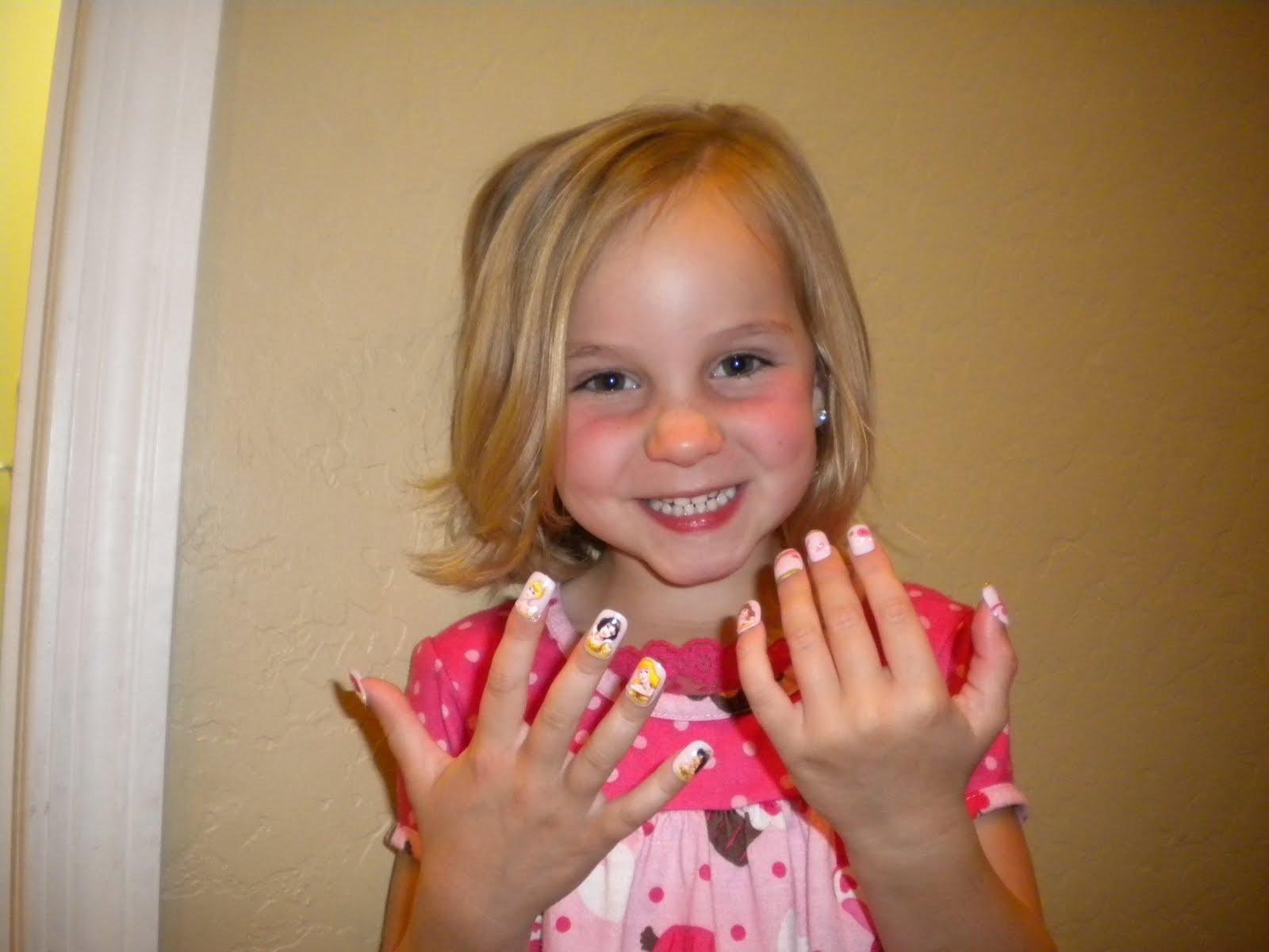 Cute short fake nails short fake nails