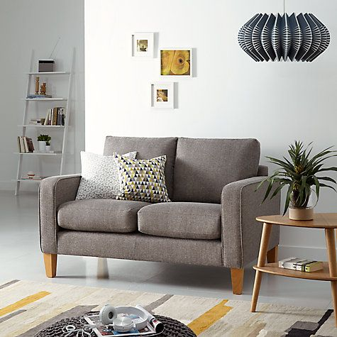 Buy John Lewis The Basics Jackson Small Sofa Online At Johnlewis