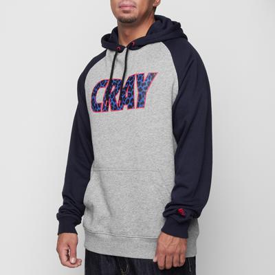 Cayler & Sons Hoody Cray Raglan greynavy Sweatshirts