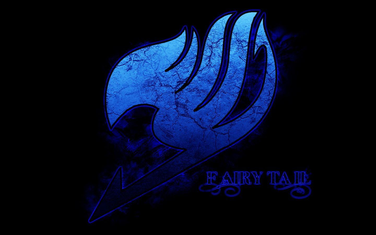 Fairy tail blue logo wallpaper fairy tail pinterest fairy fairy tail blue logo wallpaper biocorpaavc Image collections