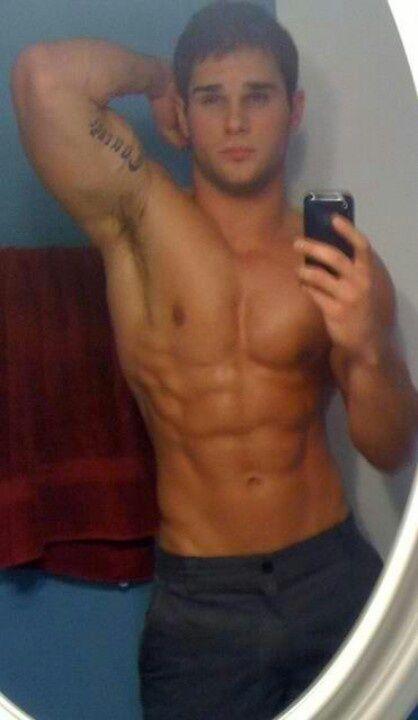 Gay hot selfie