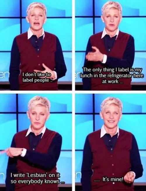 17 Reasons Ellen DeGeneres Should Be President Of The World - BuzzFeed Mobile