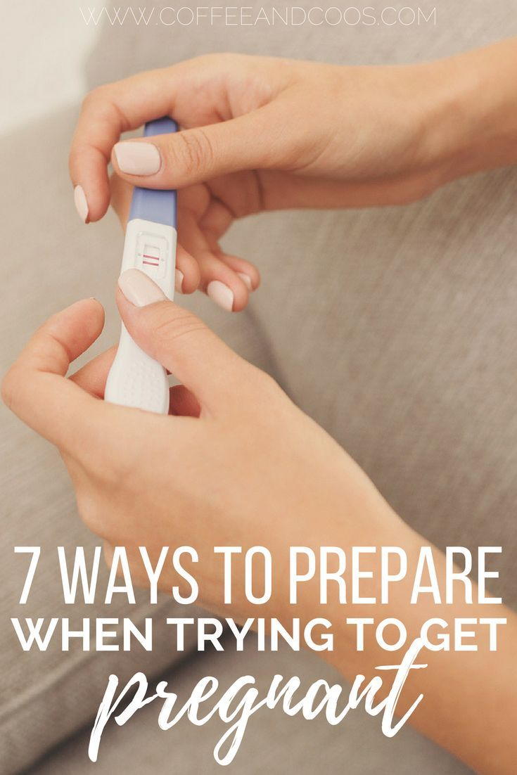7 things you need to do when trying to get pregnant | pinterest