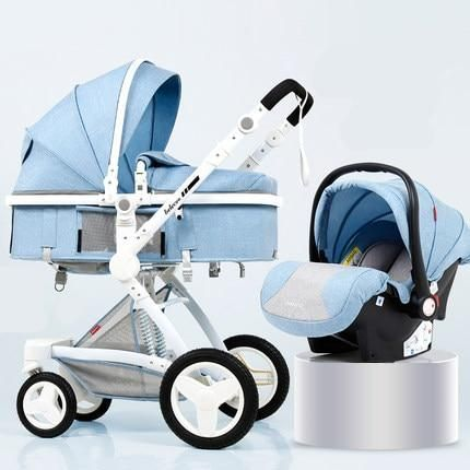Photo of Comfortable luxury stroller of high quality, #high #