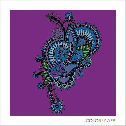 Colorfy app.
