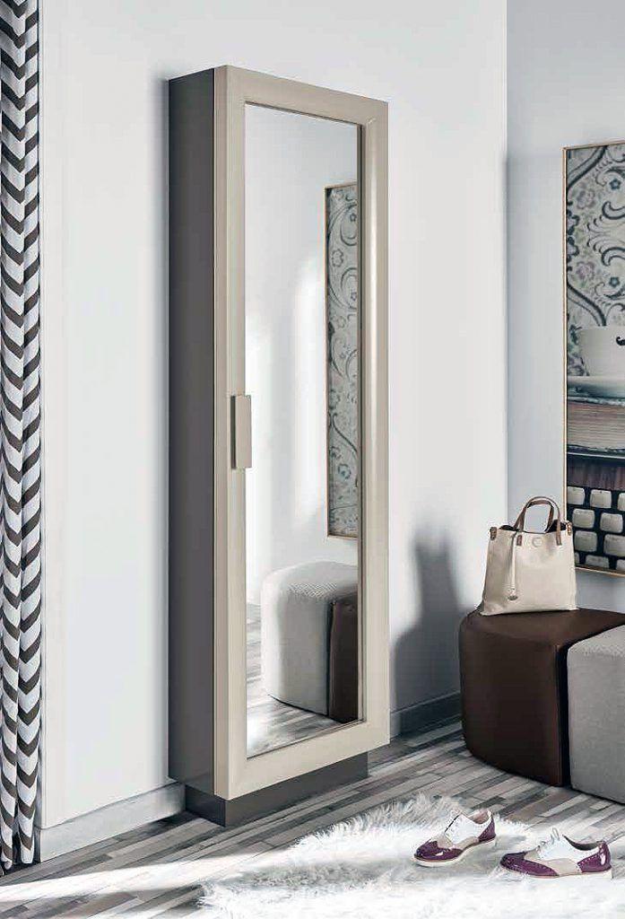 Recibidores recibidor recibidores con espejo y catalogo for Recibidor zapatero moderno