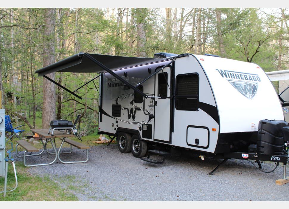 Top Rated Travel Trailer Rental Starting at 125/night in