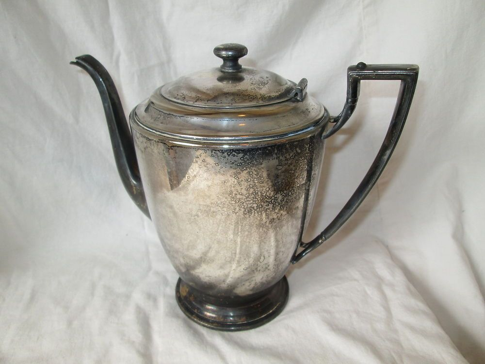 Antique Silver | eBay. Silver PlateTeapotSilverware ... & Michelle- I bought this one. Vintage Alhambra EPNS Silver Plate ...