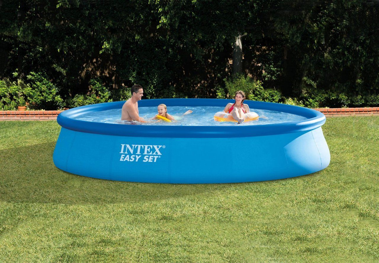 13ft X 33in Easy Set Pool Set With Images Easy Set Pools