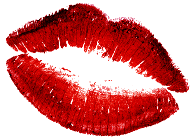 SWAK lip print | Transparent Background | Pinterest | Lips