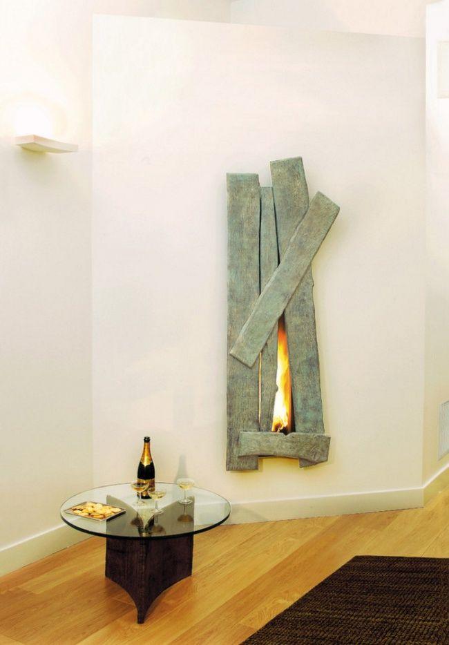 Chimeneas originales - Frikinet chimeneas curiosas Pinterest - diseo de chimeneas para casas