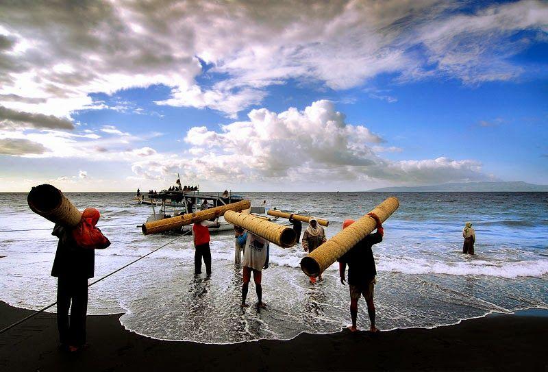 Pantai Kusamba Klungkung Tempat Wisata Di Klungkung Bali Favorit Wisatawan