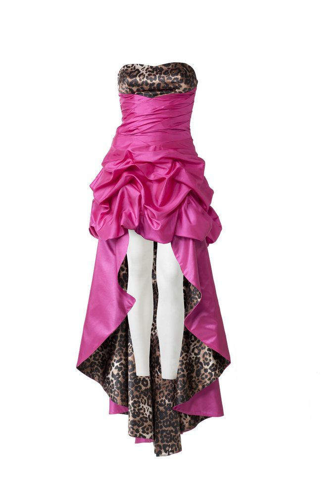 For The Who Is Part Prom Princess Rock Star This Trii Strapless