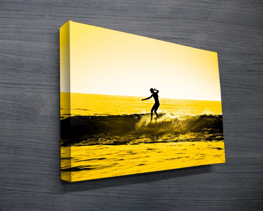 Surf art, surfing artwork, Sydney, Australia, canvas prints, cool ...
