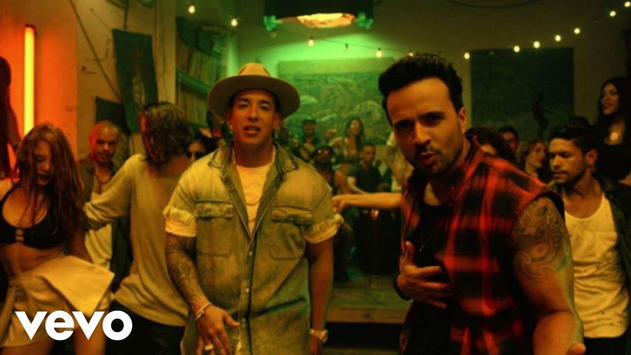 Luis Fonsi Despacito Ft Daddy Yankee Despacito Lyrics Daddy Yankee Daddy Yankee Despacito